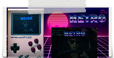 Retroflag GPICase SpLash Video slow lag